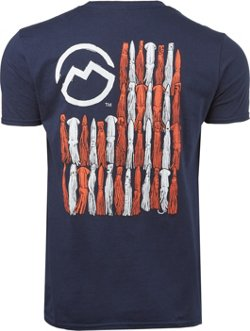 Men's American Lures T-shirt