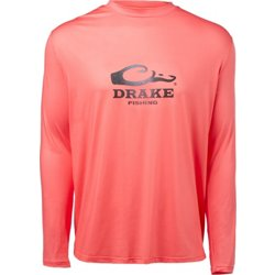 Fishing Shield 4 Mesh Back Long Sleeve Shirt