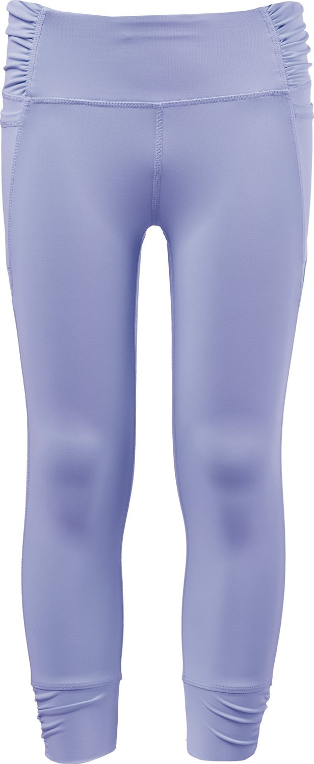 802c4d3be0 Display product reviews for Layer 8 Girls' Ruched Pocket Leggings
