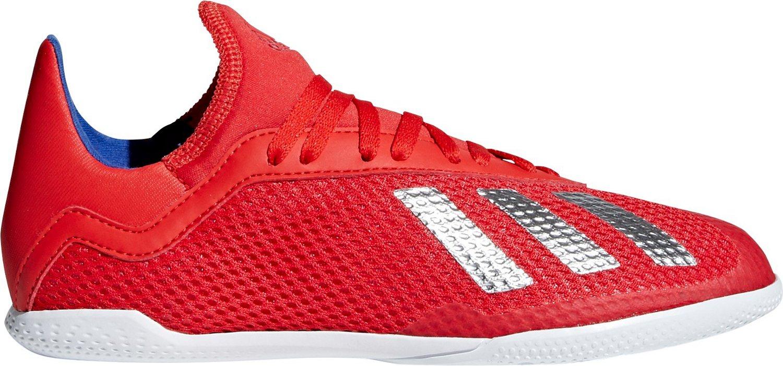 3a0057cd682 adidas Boys  X Tango 18.3 Indoor Soccer Shoes