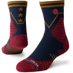 Floor General 360 Basketball Quarter Socks
