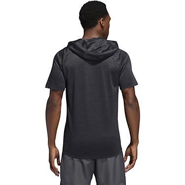 449b10ecd3 adidas FreeLift All-American Short Sleeve Hoodie T-shirt