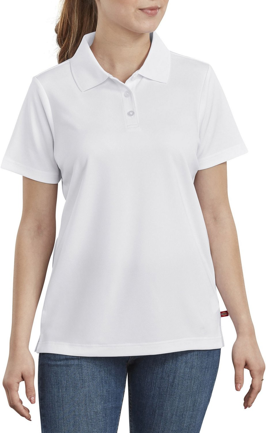 ad1f87e6352 Display product reviews for Dickies Women's Performance Short Sleeve Polo