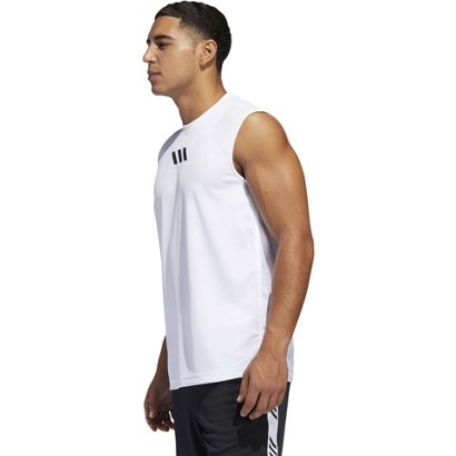 e05aef7ab adidas Men's Pro Madness Basketball Tank Top | Academy