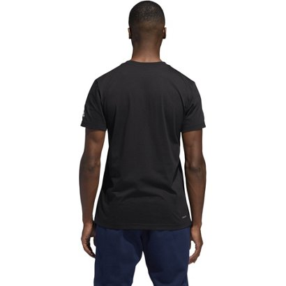 54095e955db adidas Men s Pay Me Double Basketball Graphic T-shirt