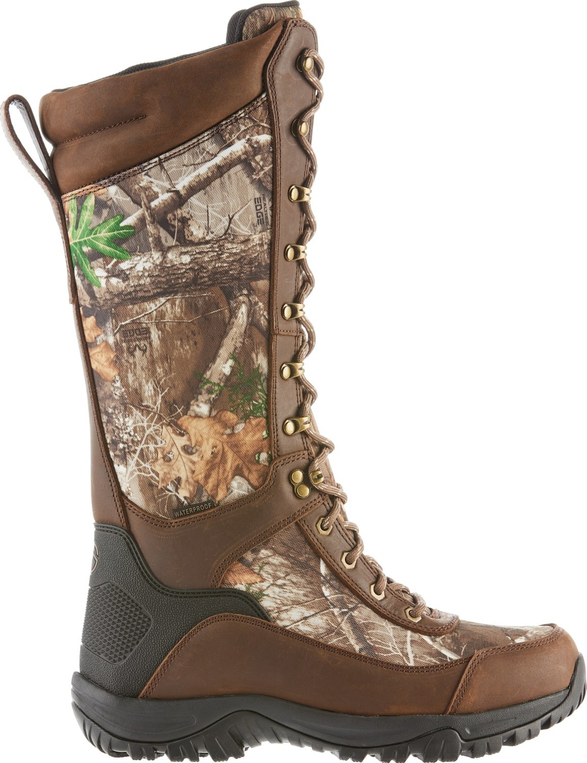 Magellan Outdoors Men S Snake Shield Defender 2 0 Hunting Boots Academy