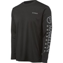 Men's Casting Long Sleeve Crew Shirt