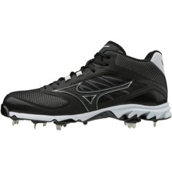 Men's Dominant 2 9 SPIKE Mid Baseball Cleats