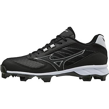 mizuno baseball cleats white