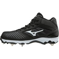 Mizuno Women's 9-Spike Advanced Sweep 4 Metal Softball Cleats