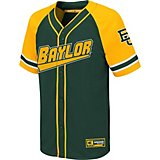 Colosseum Athletics Boys' Baylor University Wallis Baseball Jersey