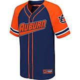 Colosseum Athletics Boys' Auburn University Wallis Baseball Jersey