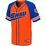 Colosseum Athletics Boys' Sam Houston State University Wallis Baseball Jersey