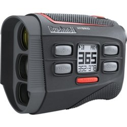Golf Hybrid Laser Rangefinder and GPS