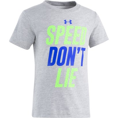 df5040403 Under Armour Toddler Boys' Speed Don't Lie T-shirt | Academy