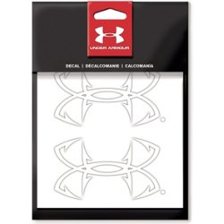 4 in Fishhook UA Logo 2-Pack