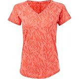 9e8e8440 Women's Horizon Burnout V-neck T-shirt