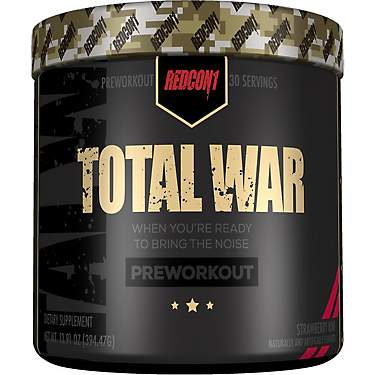 Redcon1 FDM Total War Pre-Workout Supplement
