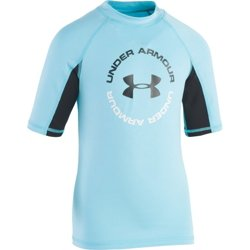 Boys' H20 Reveal Short Sleeve Rash Guard
