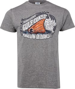 Men's Gulf Coast Redfish Tour T-shirt