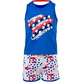 4e32818ee7 BCG Toddler Girls' Americana 2-Piece Set