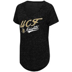 Women's University of Central Florida Speckle Yarn T-shirt
