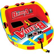WOW Watersports Big Bubba 2-Person Inflatable Towable Tube