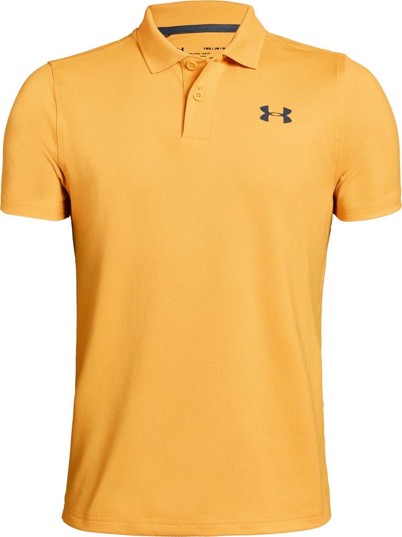 4ccd398b3 Under Armour Boys  Performance 2.0 Golf Polo Shirt