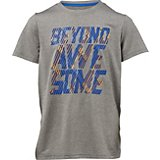 BCG Boys' Beyond Awesome Short Sleeve T-shirt