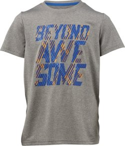 Boys' Beyond Awesome Short Sleeve T-shirt