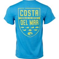 Costa Del Mar Men's Species Shield T-shirt