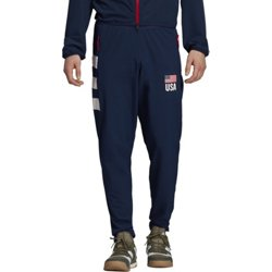 adidas Men's USA Volleyball Tracksuit Pants