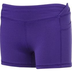 Girls' Pocket Stretchy Shorts 3 in