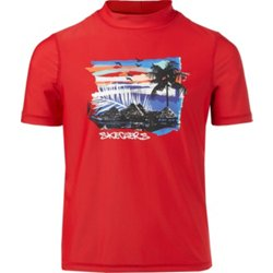 Boys' Rash Guard Top