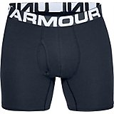 Under Armour Men's Charged Cotton Boxerjock Boxer Briefs 3-Pack