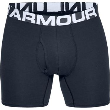 18e53dbf46 Under Armour Men's Charged Cotton Boxerjock Boxer Briefs 3-Pack ...