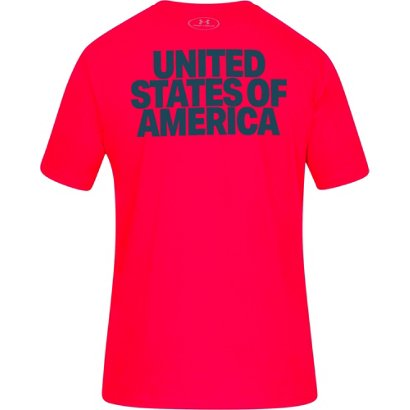 c01b29f8 Under Armour Men's USA Flag LC T-shirt | Academy