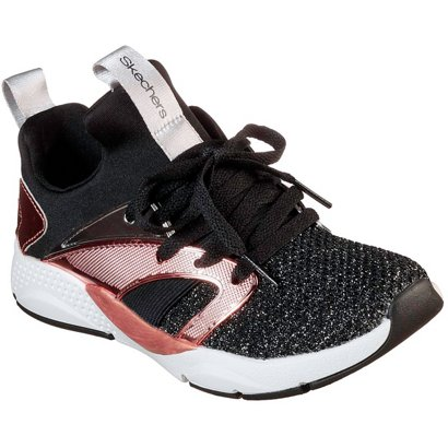 dedc359b9d SKECHERS Kids' Shine Status Running Shoes   Academy