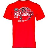 Blue 84 Men's Austin Peay State University 2019 Conference Tournament Champions T-shirt