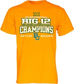 Men's Baylor University 2019 Conference Tournament Champions Locker Room T-shirt