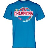 Blue 84 Men's Sam Houston State University 2019 Conference Tournament Champions T-shirt