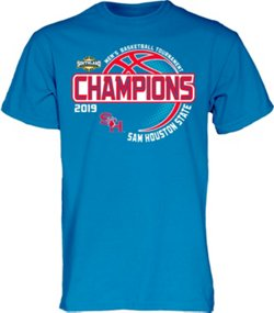 Men's Sam Houston State University 2019 Conference Tournament Champions T-shirt
