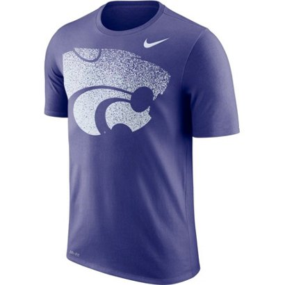 1f02d5ee3 ... Nike Men's Kansas State University Dri-FIT Legend Fade Graphic T-shirt. Kansas  State Wildcats Clothing. Hover/Click to enlarge