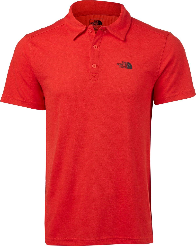 941beb760 The North Face Men's Mountain Lifestyle Plaited Crag Polo Shirt