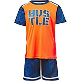 BCG Toddler Boys' Hustle 2-Piece T-shirt and Shorts Set