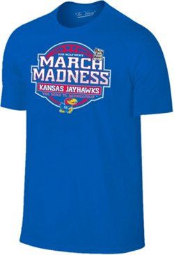 Retro Brand Men's University of Kansas 2019 March Madness Tournament Bound T-shirt
