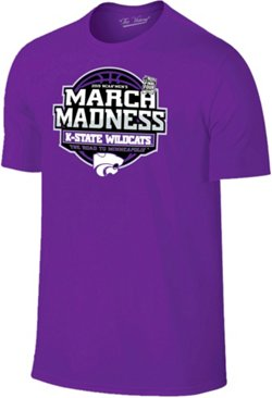 Retro Brand Men's Kansas State University 2019 March Madness Tournament Bound T-shirt