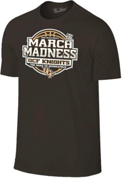Retro Brand Men's University of Central Florida 2019 March Madness Tournament Bound T-shirt