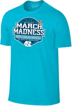Retro Brand Men's University of North Carolina at Chapel Hill 2019 March Madness Tournament Bound T-