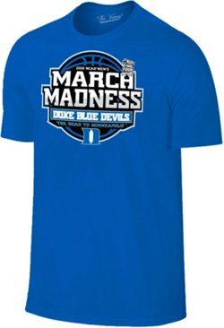 Retro Brand Men's Duke University 2019 March Madness Tournament Bound T-shirt